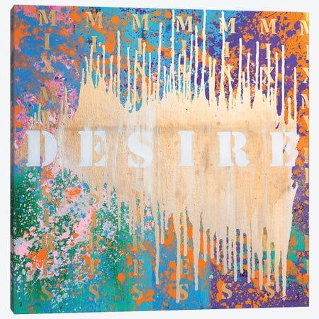 Mix My Desires IV Canvas Print #LUV48} by Larissa Uvarova Canvas Art Print