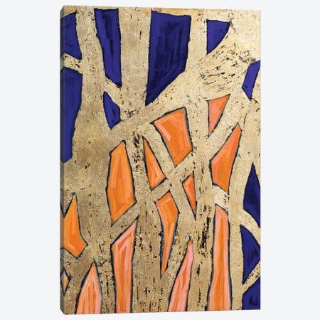 Golden Memories Canvas Print #LUV53} by Larissa Uvarova Canvas Wall Art