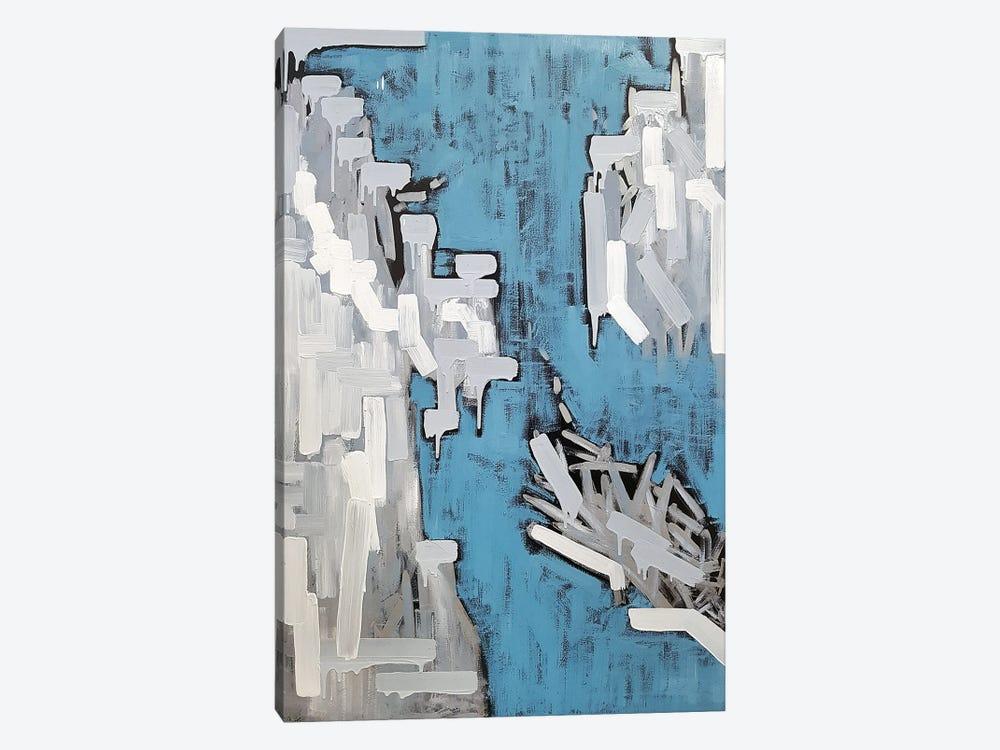 Step By Step By The Sky by Larissa Uvarova 1-piece Canvas Print