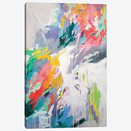 Bright Spring In My Heart Canvas Print #LUV63} by Larissa Uvarova Canvas Print