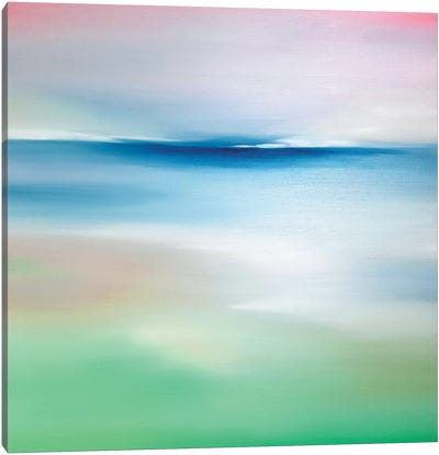 Tender Sea II Canvas Art Print