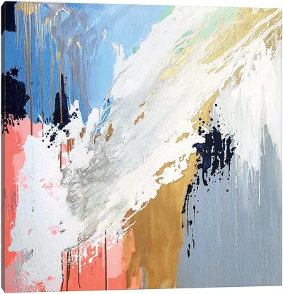 Mix My Desires VII Canvas Art Print