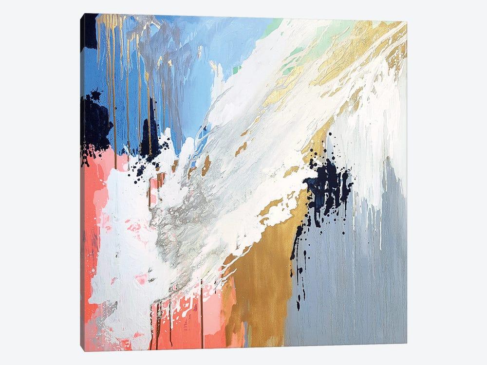 Mix My Desires VII by Larissa Uvarova 1-piece Canvas Print