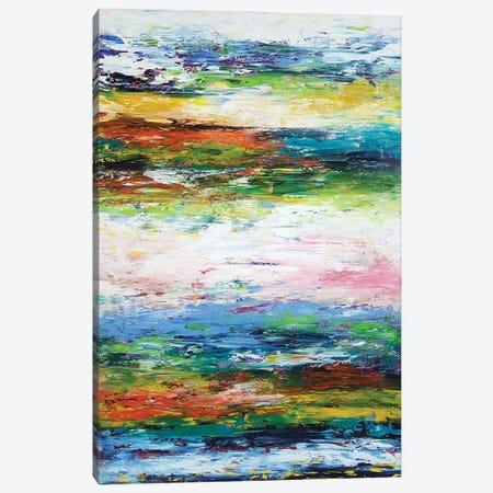 Bright Spring I Canvas Print #LUV70} by Larissa Uvarova Canvas Wall Art