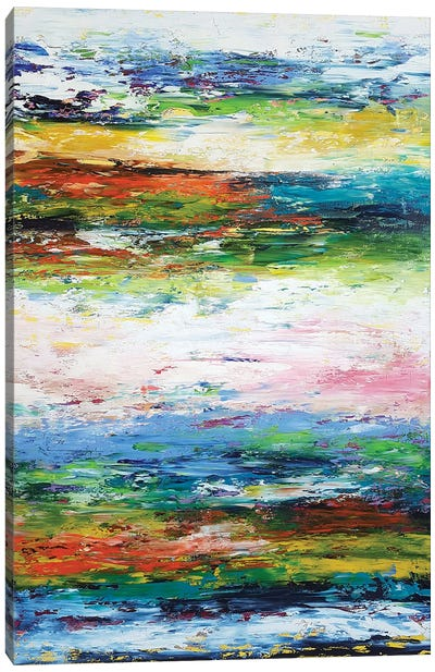 Bright Spring I Canvas Art Print