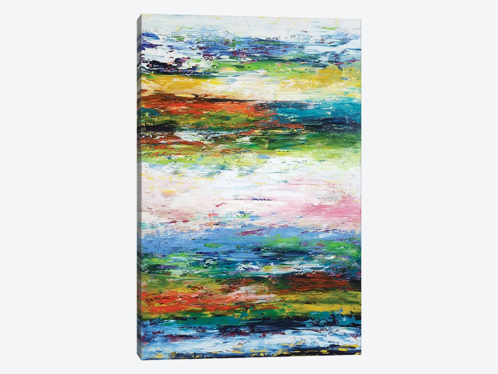 Bright Spring I by Larissa Uvarova 1-piece Canvas Art