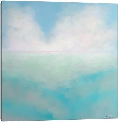 Tender Deep Vibes Canvas Art Print