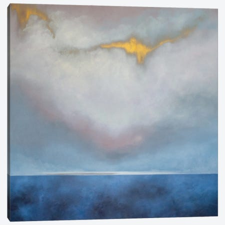 Deep Inside IX Canvas Print #LUV98} by Larissa Uvarova Canvas Wall Art
