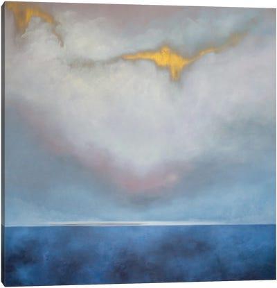 Deep Inside IX Canvas Art Print