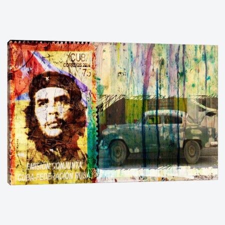 Correos #75 Canvas Print #LUZ60} by Luz Graphics Canvas Print
