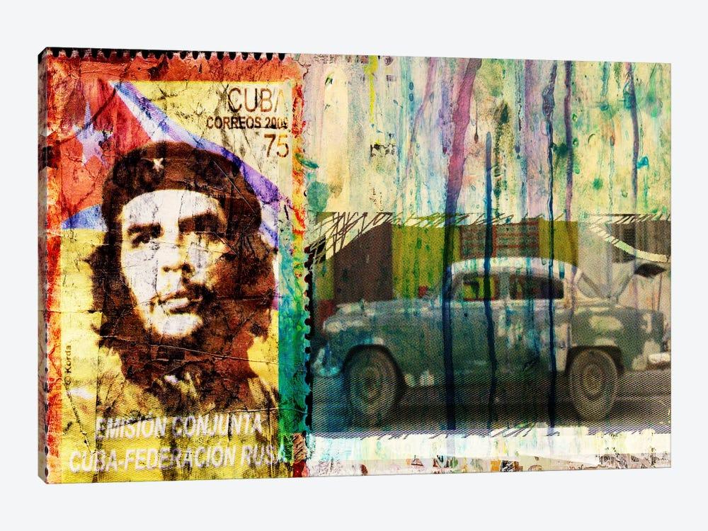 Correos #75 by Luz Graphics 1-piece Canvas Art Print