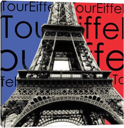 Tour Eiffel Canvas Art Print
