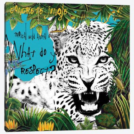 What Do You Respect Canvas Print #LUZ85} by Luz Graphics Canvas Artwork