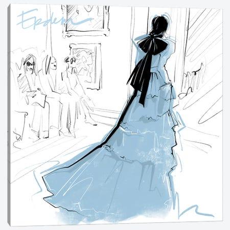 Fashion Week Erdem Canvas Print #LVD17} by Alena Lavdovskaya Canvas Art Print