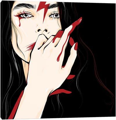 Bloodymary Canvas Art Print