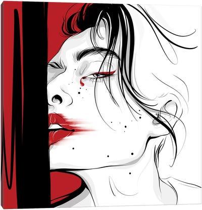 Sensuality Canvas Art Print
