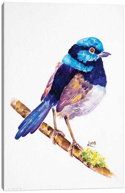 Forever Blue Canvas Art Print