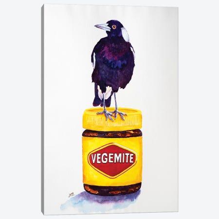 Happy Swoop Season Canvas Print #LVE143} by Luna Vermeulen Canvas Art Print