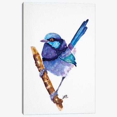Blue Jeans Canvas Print #LVE145} by Luna Vermeulen Canvas Wall Art