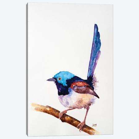 Madmouse Canvas Print #LVE155} by Luna Vermeulen Canvas Art Print