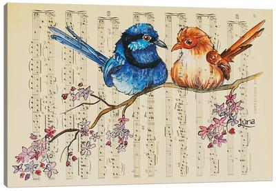 Cherry Ripe Canvas Art Print