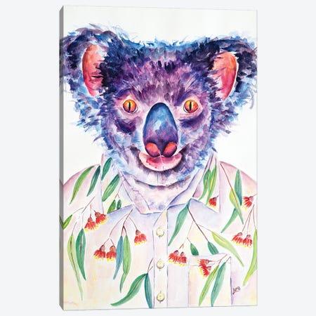 Kalyptus Canvas Print #LVE162} by Luna Vermeulen Canvas Print