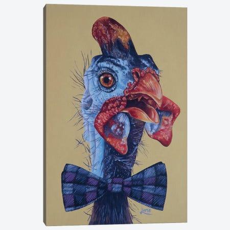 The Nutty Professor Canvas Print #LVE172} by Luna Vermeulen Canvas Art