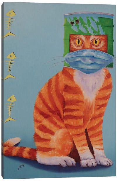 Ned Kitty 2020 Canvas Art Print