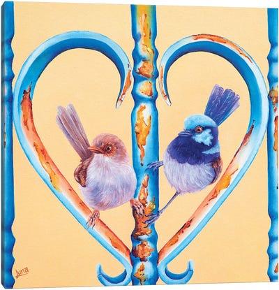 My Forever Valentine Canvas Art Print