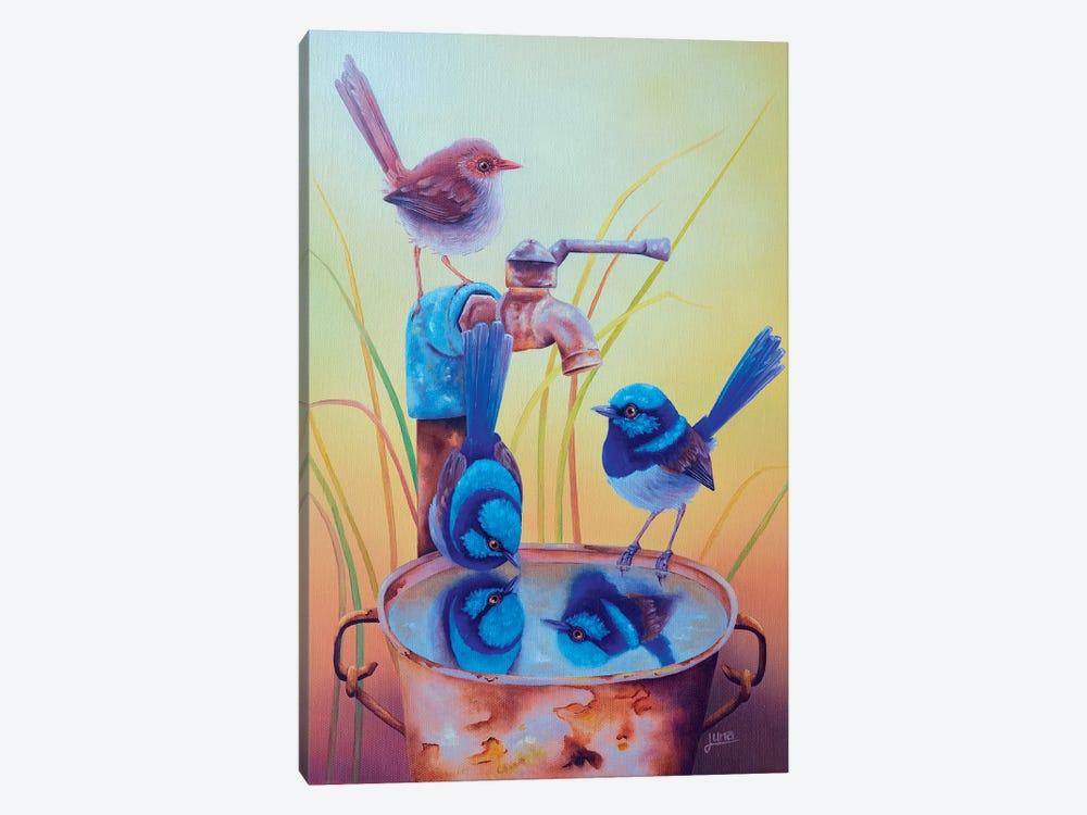 Who'S The Fairiest Of Them All by Luna Vermeulen 1-piece Canvas Art Print
