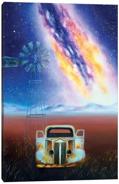 Southern Cross Canvas Art Print