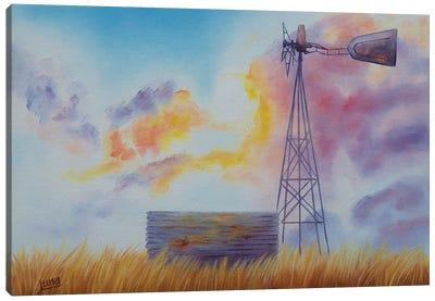 Good Morning Australia Canvas Art Print