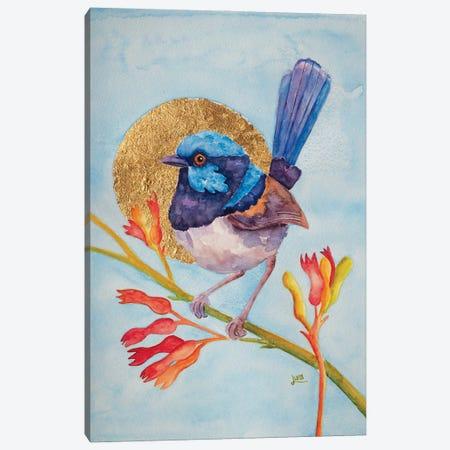 Summer Joy Canvas Print #LVE207} by Luna Vermeulen Canvas Print