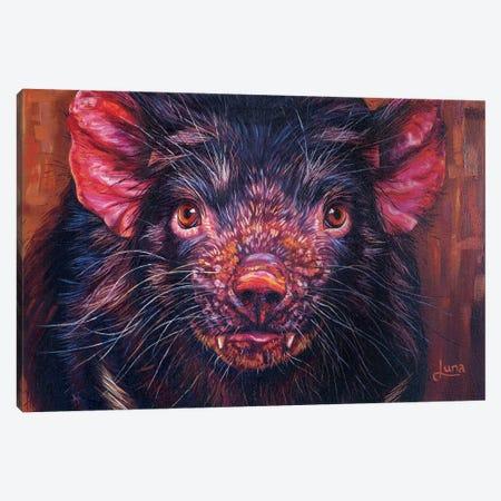 Dennis The Menace Canvas Print #LVE20} by Luna Vermeulen Canvas Wall Art
