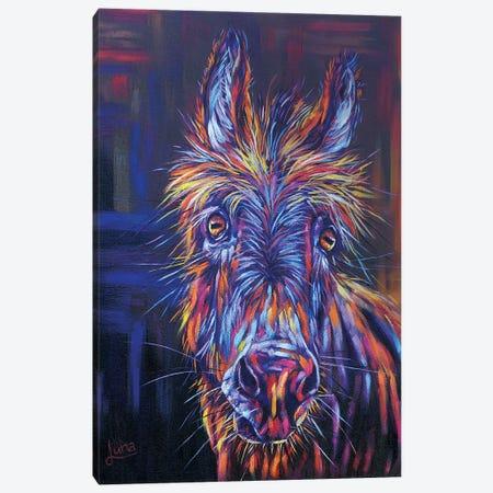 Eeyore Canvas Print #LVE25} by Luna Vermeulen Canvas Art Print