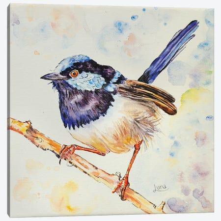 Fairy Dust Canvas Print #LVE29} by Luna Vermeulen Canvas Wall Art
