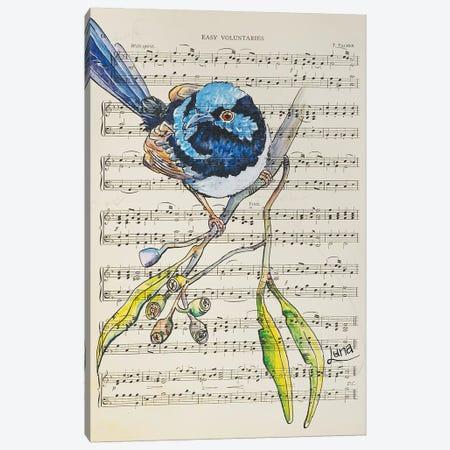 Gumnut Fairy Canvas Print #LVE42} by Luna Vermeulen Canvas Art
