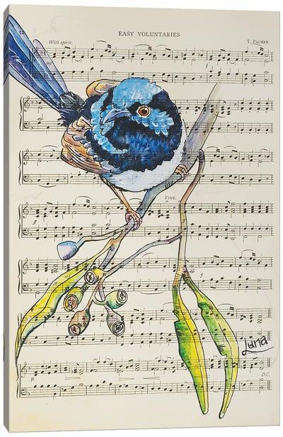 Gumnut Fairy Canvas Art Print