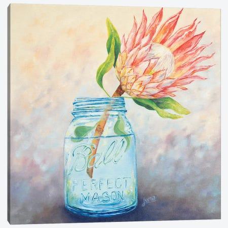 Hand Picked Canvas Print #LVE44} by Luna Vermeulen Canvas Print