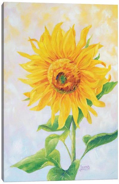 I See Sunshine Canvas Art Print