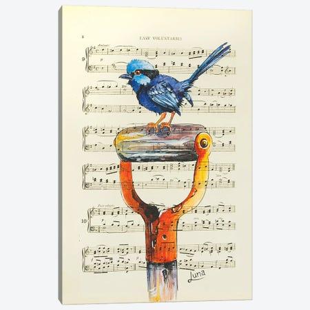 Little Helper Canvas Print #LVE63} by Luna Vermeulen Canvas Wall Art