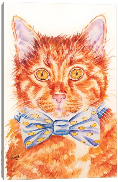 Marmalade Canvas Art Print