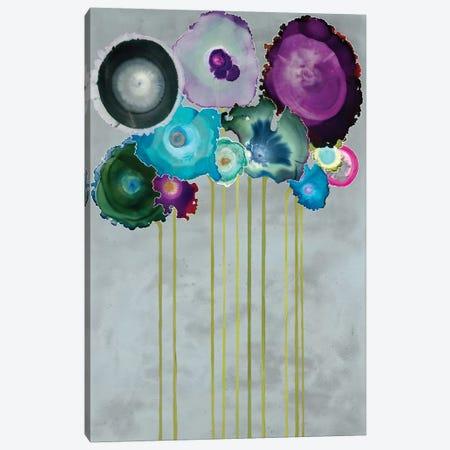 Silver Bouquet Canvas Print #LVH21} by Laura Van Horne Canvas Print