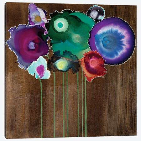 Spring Bouquet I Canvas Print #LVH22} by Laura Van Horne Canvas Print