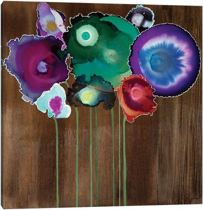 Spring Bouquet I Canvas Art Print