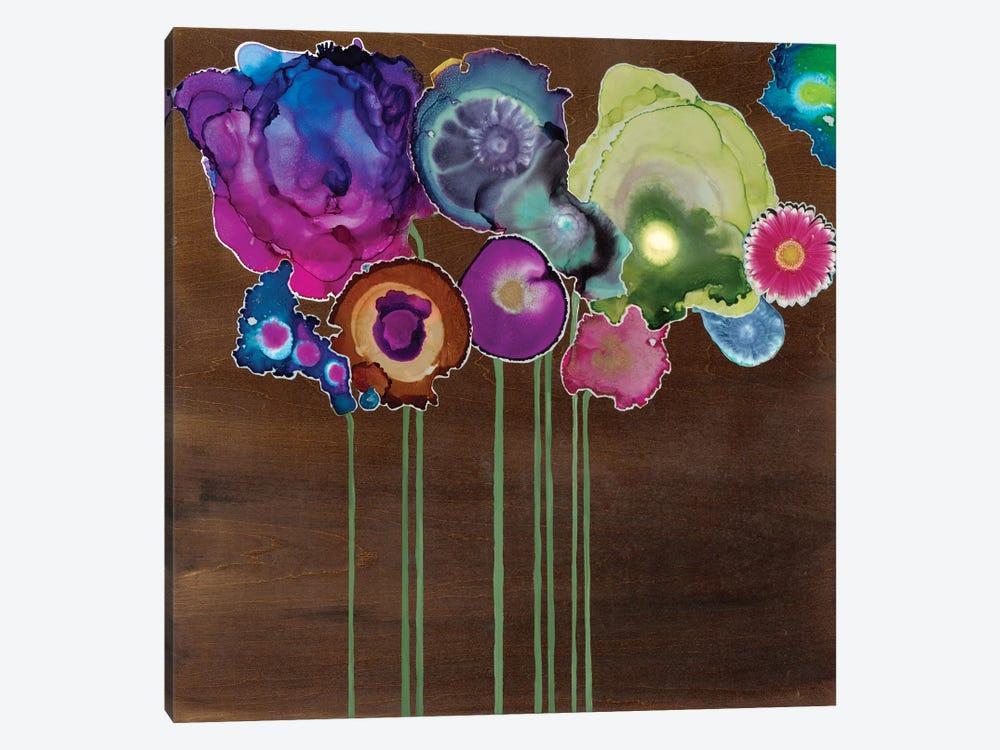 Spring Bouquet II by Laura Van Horne 1-piece Canvas Artwork