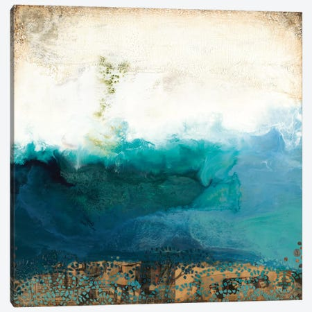 Above Water Canvas Print #LVH24} by Laura Van Horne Canvas Art