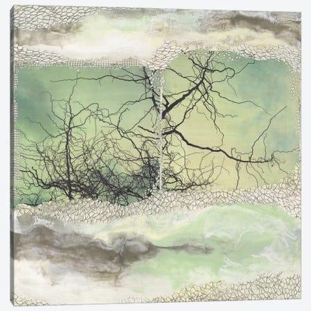 Going on a Walk Canvas Print #LVH26} by Laura Van Horne Canvas Artwork