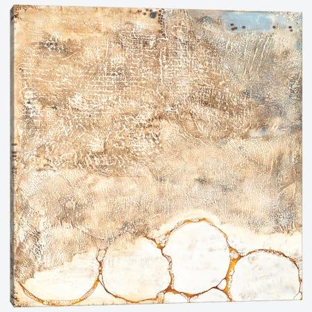 White Texture 3-Piece Canvas #LVH32} by Laura Van Horne Canvas Artwork