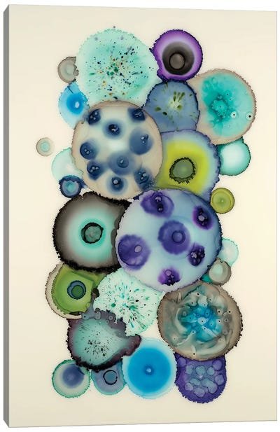Geodes II Canvas Art Print